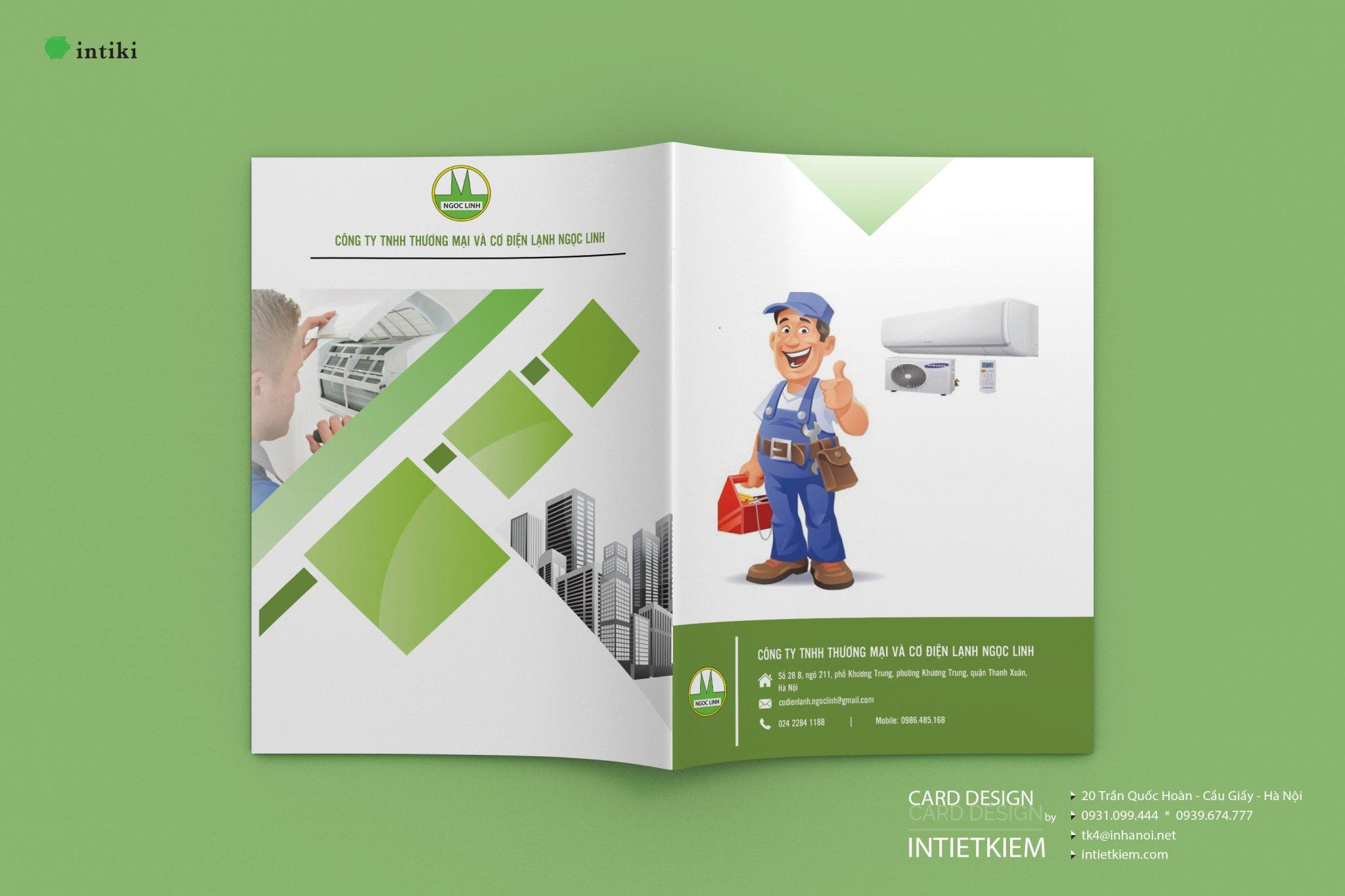 Thiết kế Catalogue tại In Tiết Kiệm