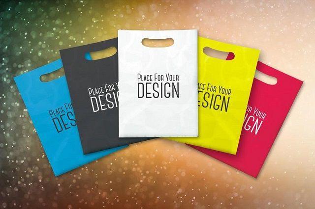 Mẫu túi nilon thiết kế tại In tiết Kiệm