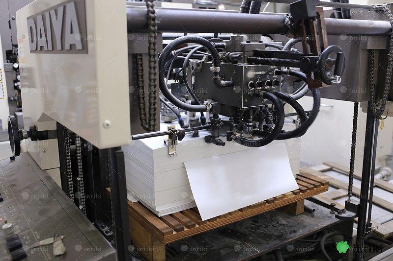 Công nghệ in offset được ưa chuộng sử dụng