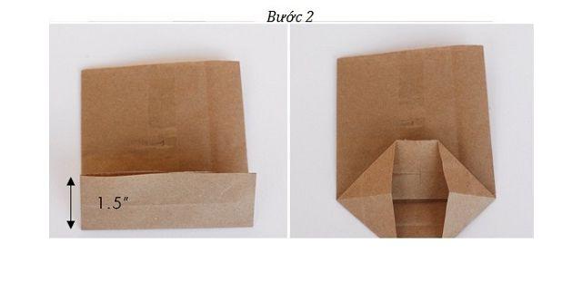 Cách làm túi đựng bánh mì 2