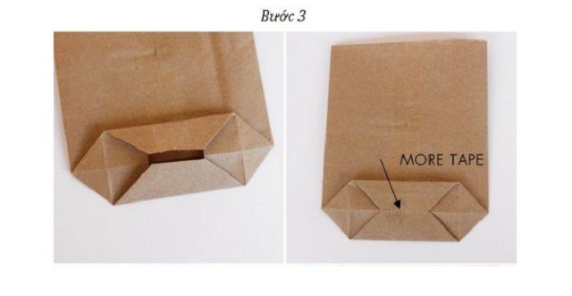 Cách làm túi đựng bánh mì 3
