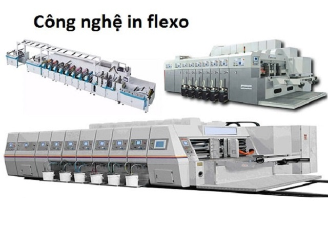Công nghệ In flexo