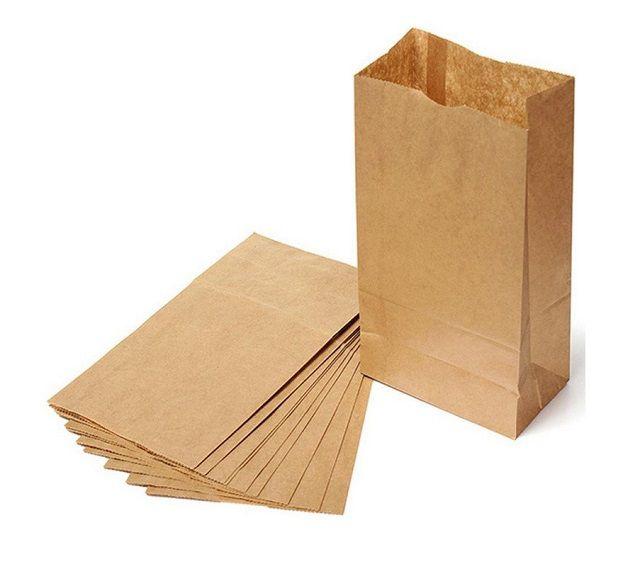 Túi giấy đựng bánh mì handmade