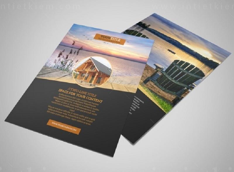 Flyer đóng vai trò cần thiết trong mỗi chiến dịch marketing sản phẩm của doanh nghiệp