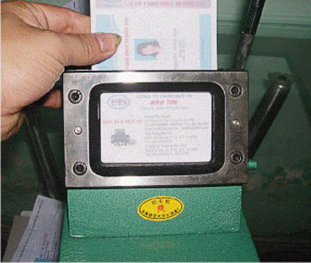 In thẻ nhựa PVC 3 lớp - 5