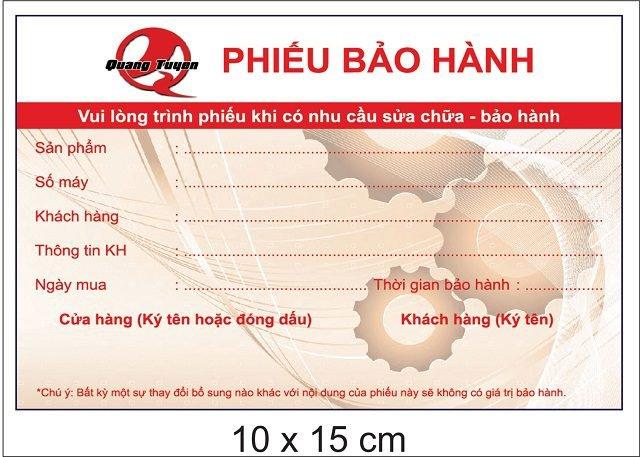 in tem bao hanh gia re - in tem bảo hành hà nội