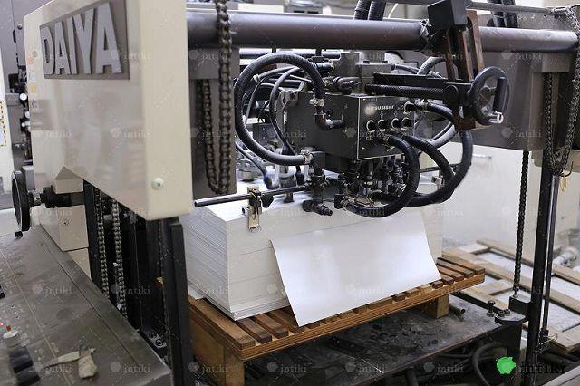 Những loại máy in được sử dụng phổ biến