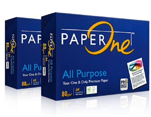 Paper One cũng được sử dụng khá phổ biến